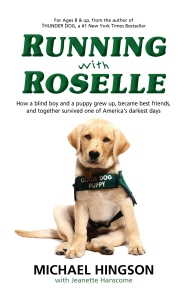 FRONT COVER Running With Roselle