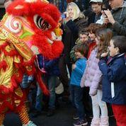 Children with Dragon